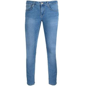 GIN TONIC Damen Jeans Light Blue Wash, 26/32