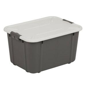 Aufbewahrungsbox Velur 16 Liter