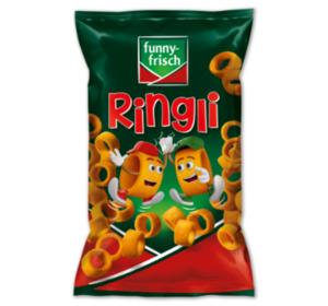 FUNNY-FRISCH Ringli