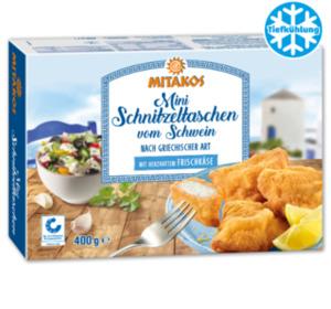 MITAKOS Mini-Schnitzeltaschen