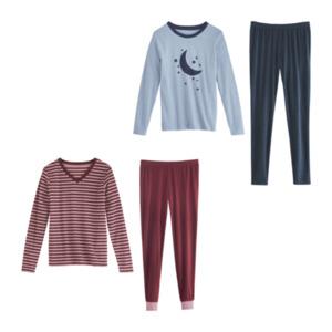 QUEENTEX     Frottee-Pyjama