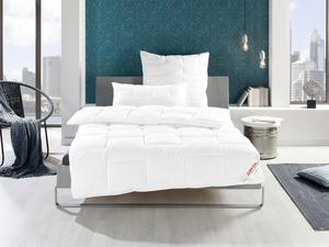 Schlaf-Gut Duo-Steppbett »Utah«, große Wärmehaltung, mit Baumwolle, Klimafaserfüllung