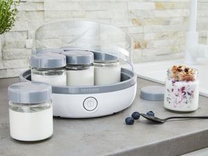 SEVERIN Joghurtbereiter, inkl. 7 Portionsgläsern