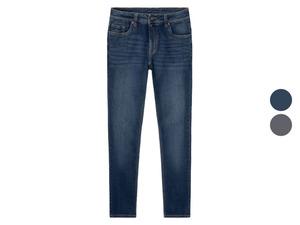 LIVERGY® Jeans Slim fit Herren, mit Baumwolle