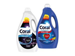 Coral Flüssigwaschmittel Color XXL 60 Wäschen