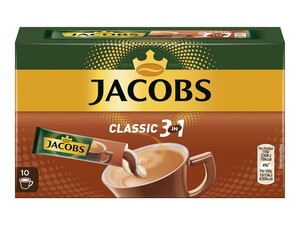 Jacobs 3 in 1 Sticks
