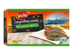 Sol & Mar ASC Langostinos