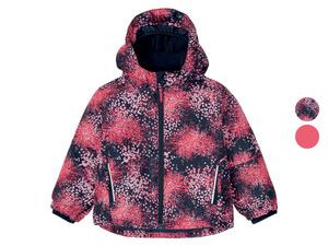 LUPILU® Kleinkinder Skijacke Mädchen, mit Schneefang