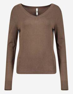 Damen Pullover - Viskose-Anteil