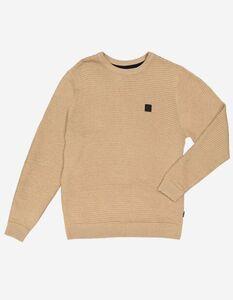 Herren Pullover - Label Patch