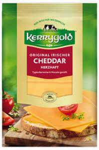 KERRYGOLD Orig. irischer Cheddar oder Butterkäse