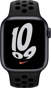 Watch 7 Nike (41mm) GPS Alu mit Nike Sportarmband mitternacht/anthrazit/schwarz