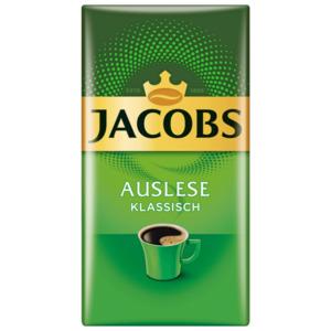 Jacobs Auslese oder Meisterröstung