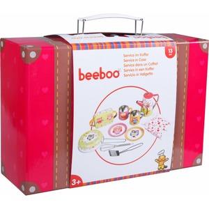 Beeboo Kitchen Beeboo Kitchen Service im Koffer, 13 Teile