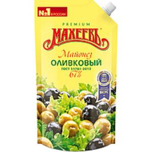 Salatmayonnaise  mit Olivenöl (5%), 67%