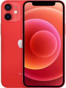 iPhone 12 mini 128GB Product Red mit Magenta Mobil M
