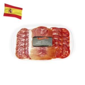 Spanischer 3er Tapas