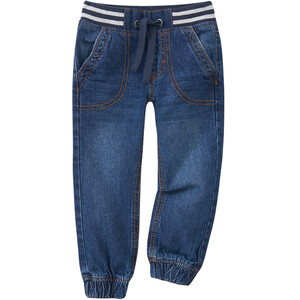 Jungen Pull-on Jeans mit Used-Waschung