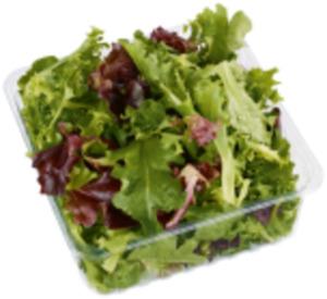 Italien EDEKA Bio Feldsalat, Pfücksalat, Blattspinat oder Bio-Rucola