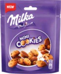 Oreo oder Milka Mini-Cookies