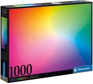 Clementoni® Puzzle »Colorboom Collection - Pure«, Made in Europe, FSC® - schützt Wald - weltweit