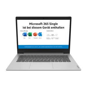 "Lenovo IdeaPad 1 81VU00A4GE - 14"" FHD IPS, Intel Celeron N4020, 4GB RAM, 128GB SSD, Office 365 Single, Windows 11"