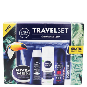 Nivea Drogerie-Artikel Travel Set Men