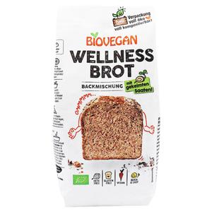 Biovegan BIO Brotbackmischung Wellness