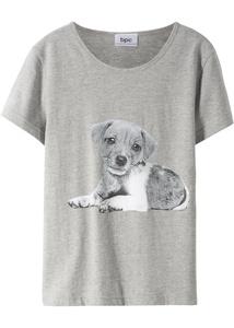 Mädchen T-Shirt mit Bio-Baumwolle