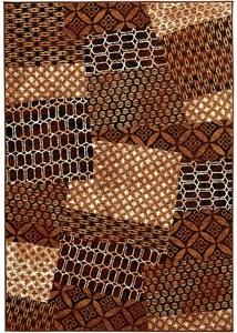 Teppich in Patchworkoptik
