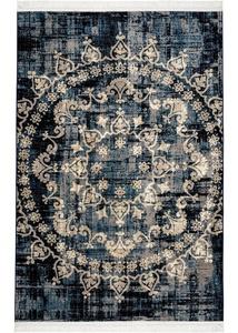 Teppich mit rundem Ornament