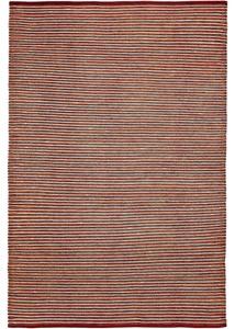 Kelim-Teppich mit Streifen