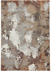 Teppich mit Marmoreffekt