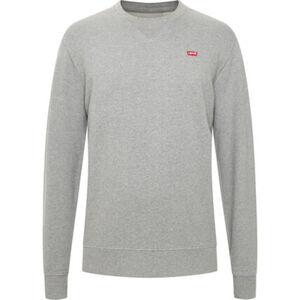Levi's® Sweatshirt, Logo-Stickerei, Melange, für Herren