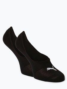 Puma Damen Socken im 2er-Pack schwarz Gr. 35-38
