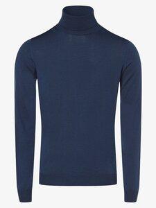 Finshley & Harding London Herren Pullover blau Gr. S