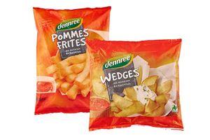 Pommes Frites oder Wedges