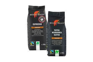 Röstkaffee oder Espresso