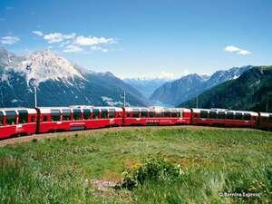Graubünden- Erlebnisreise in der Schweiz