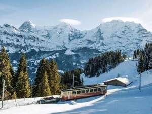 Berner Oberland - Winter-Erlebnisreise in der Schweiz