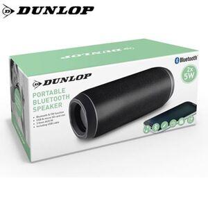 Dunlop Bluetooth Lautsprecher Schwarz