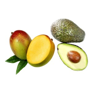 "Kolumbien/Chile/Mexiko Avocado ""Hass"" oder Brasilien/Dom. Republik Mango ""Keith"" oder ""Kent"" je Stück"