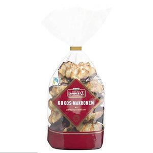 Lambertz Kokosmakronen Zartbitter 200 g