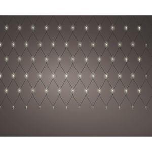 LED-Lichternetz 384 LEDs warmweiß 300 x 300 cm