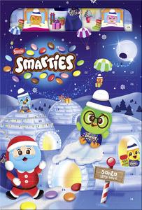 Smarties Adventskalender 2021