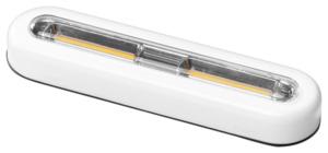 IDEENWELT LED-Touchlights 2er Set weiß