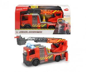 Dickie Toys Scania Drehleiter Feuerwehr