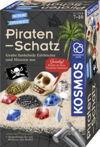 Kosmos Ausgrabungsset Piraten-Schatz