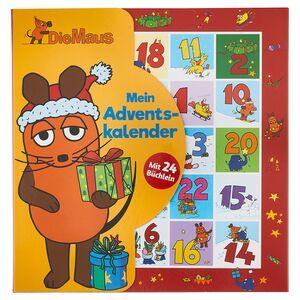 Adventskalender mit Minibüchern