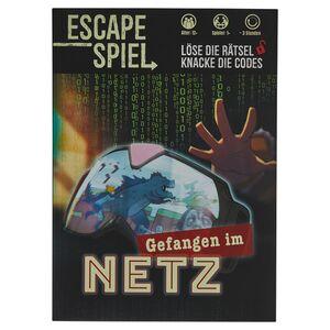 Rätselbuch oder Escape-Abenteuer